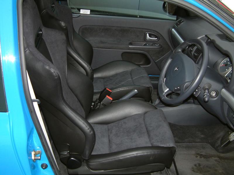 Fitting Recaros Cliomods Renault Clio 172 182 197 200 V6